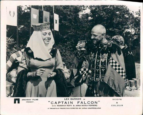 captain-falcon-fuoco-lex-barker-lobby-card-rossana-rory-anna-maria-ferrero