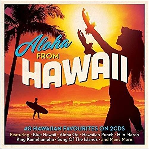 Aloha From Hawaii-Various Artists