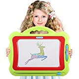Best Pads With Magnetic Cables - Magnetic Drawing Board For Kids   4 Color Review