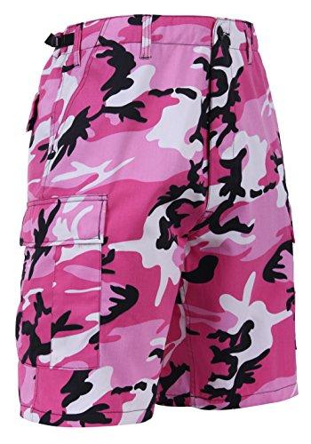 Rothco Bdu Short P/C - Pink Camo, Large by Rothco (Image #4)