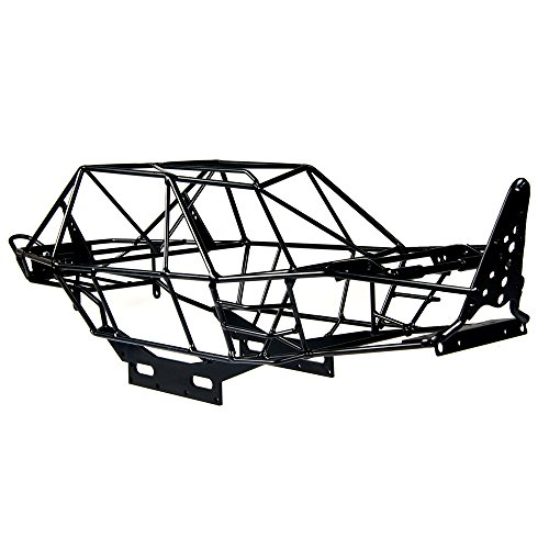 Metal Steel Frame Body Roll Cage For 1/10 RC Crawler Axial Wraith AX90053 (Steel Roll Cage)