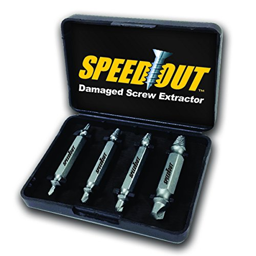 Speedout Screw And Bolt Extractor