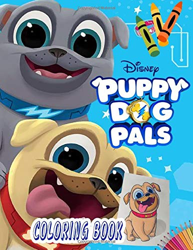 Best Of Puppy Dog Pals Coloring Pages - Printable Coloring | 500x387