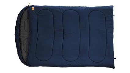 Easy Camp Unisex Luna Doble Saco de Dormir, Azul Marino, Talla única