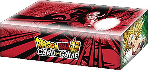 Dragon Ball Z Super Draft 02 Booster Box: 24 packs + 4 leader cards (Union Force Series 2 & Cross Worlds Series 3) Draft Box