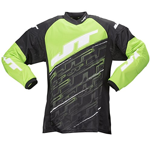JT 2015 Tournament Jersey (Neon Green, XX-Large)