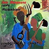 Sam Mangwana - Canta Mocambique - Systeme Art Musique - SAM 004