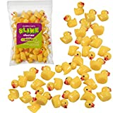 #5: Maddie Rae's Slime Charms, Ducks 25 pcs of Slime Beads