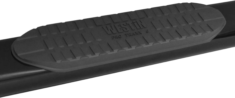 Westin 21-61405 Black 6 Pro Traxx Oval Step Bar
