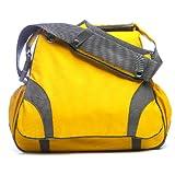 Go-Go Babyz Sidekick Bliss Diaper Bag/Baby Carrier, Yellow
