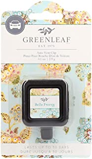 product image for Greenleaf Car Freshener Scented Auto Vent Clip - Diffuses for 30 Days - Bella Freesia