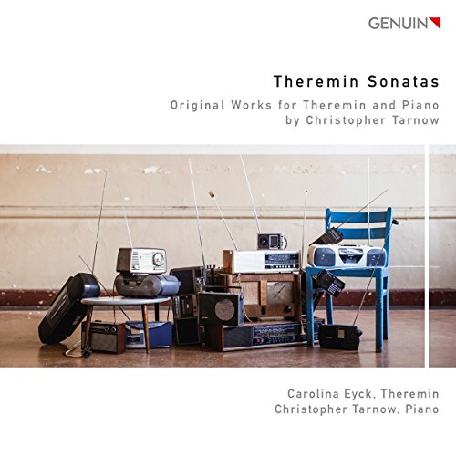 Price comparison product image Theremin Sonatas - Original Works for Theremin & Piano
