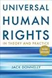 In the third edition of his classic work, revised extensively and updated to include recent developments on the international scene, Jack Donnelly explains and defends a richly interdisciplinary account of human rights as universal rights. He show...