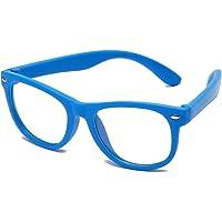 Long Keeper Gafas de protección anti-luz azul irrompibles niños, gafas para juegos con…