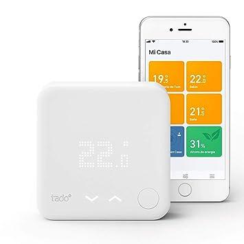 tado° Termostato Inteligente Kit de Inicio V3+ - Control ...