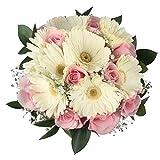 eFlowy D.I.Y. Wedding Bouquets: Roses and Gerberas
