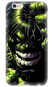 FUNKthing Hulk Breaking PC Hard new For Case Ipod Touch 4 Cover creen