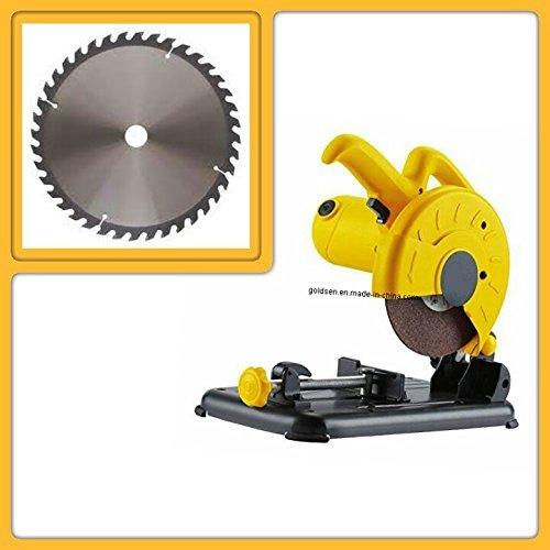 TOOLSCENTRE 180Mm 7'' 1200W Power Metal/Steel Cutting Mini Portable Chop Saw/Cut Off Saw Electric Mini Cut Off Machine