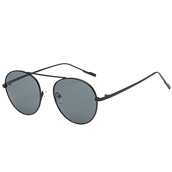 JiaMeng Gafas de sol Polarizadas Hombre & Mujer Shades Acetate Frame ...