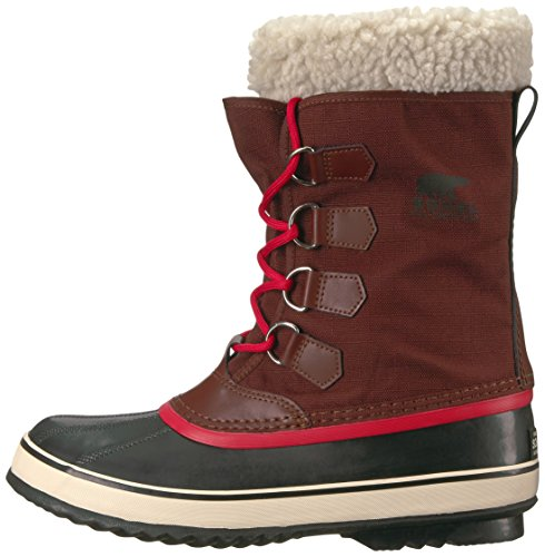 Columbia Stone Carnival Rouge redwood candy Sorel Black Chaussures Winter Apple InPFIrWq