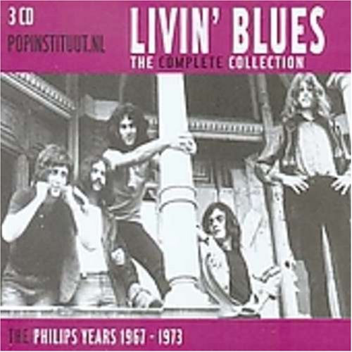 Livin' Blues: The Deluxe online shop Collection Complete