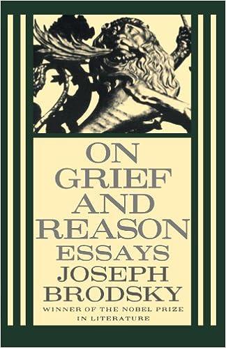 Essays on grief