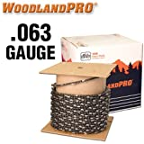 WoodlandPRO 50' Chainsaw Chain Reel (23RC-50R) 920 Drive Links