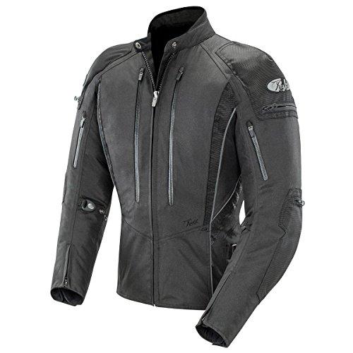 Joe Rocket Women's Atomic 5.0 Jacket (Black, X-Small) (Touring Jacket Womens)