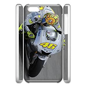Valentino Rossi VR 46 for iphone 5c 3D Phone Case Cover 6FF738634