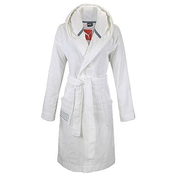 puma damen bademantel foundation bathrobe