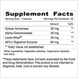 Eat Anything Rx Enzymes Fructose Malabsorption