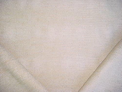 163RT10 - Silver / Chamois Zig Zag Bargello Herringbone Velvety Chenille Designer Upholstery Drapery Fabric - By the Yard Chamois Chenille