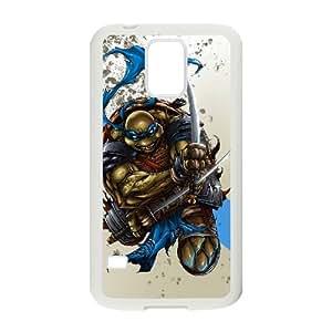 ANCASE Custom Color Printing Ninja turtles Phone Case For Samsung Galaxy S5 i9600 [Pattern-1]
