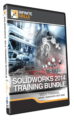SolidWorks 2014 Training Bundle - Training DVD