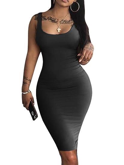 18aa4ff037db LAGSHIAN Women Elegant Back Ruffles Sexy Off Shoulder Gown Maxi Evening  Party Mermaid Dress Black