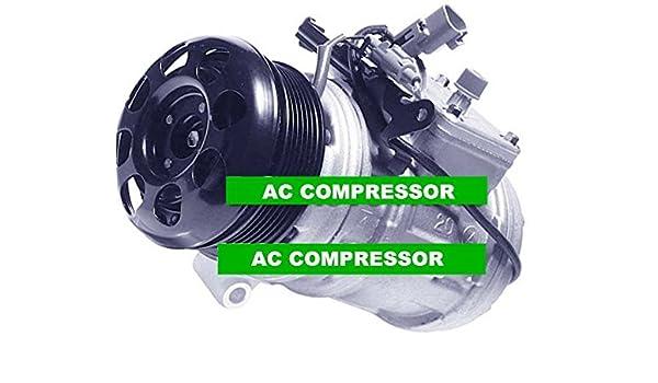 GOWE AC Compresor con embrague para coche LEXUS LX470 1999 - 2007 para coche Toyota Land Cruiser 1995 - 2007 042511165953 03 - 4251 ND, ...