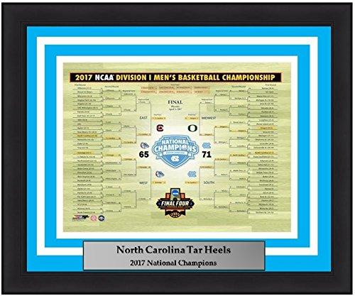 North Carolina 2017 National Champions Bracket 8