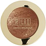 (Pack 2) Milani Baked Bronzer, 05, Soleil