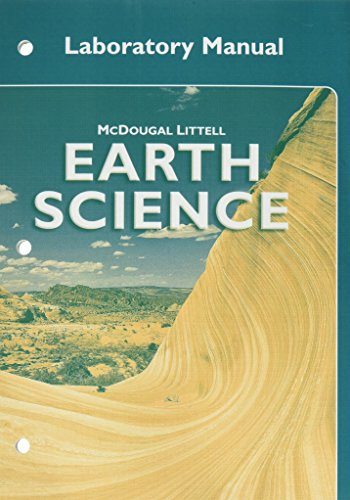 Earth Science Student Lab Manual