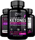 BHB Exogenous Ketones (2700mg | 120 Capsules) Keto Diet Pills BHB Salts – Beta Hydroxybutyrate w MCT Oil & Natural Caffeine – Keto Diet Pills & Keto Supplement for Keto Weight Loss, Energy & Ketosis
