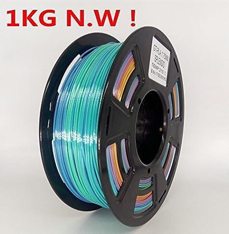 Amazon.com: Stronghero3D FDM filamento PLA para impresora 3D ...