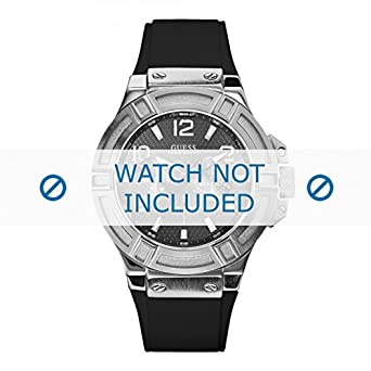 a1a3f98f68 Guess W0235L4 Ladies Watch  Amazon.co.uk  Watches