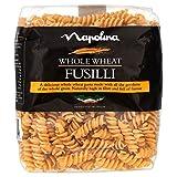 Napolina Whole Wheat Fusilli (500g) - Pack of 2