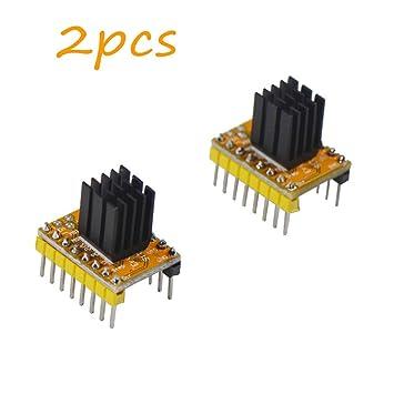 Amazon.com: 2 x TMC2208 motor paso a paso controlador ...