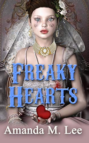 - Freaky Hearts (A Mystic Caravan Mystery Book 3)