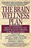 img - for Jay Lombard: The Brain Wellness Plan : Breakthrough Medical, Nutritional, and Immune-Boosting Therapies (Paperback - Revised Ed.); 1998 Edition book / textbook / text book