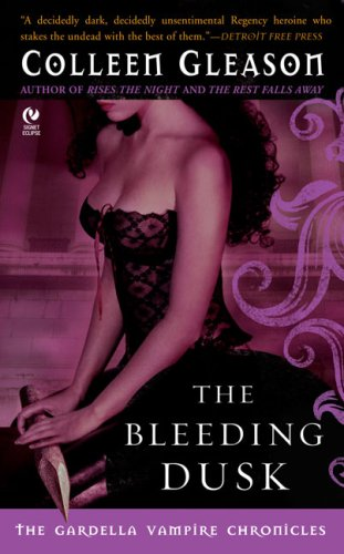 Download The Bleeding Dusk (Gardella Vampire Chronicles Book 3) PDF