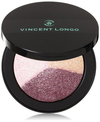 VINCENT LONGO Trio Diamond Eyeshadow, Champagne Lily