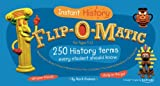 Flip-O-Matic: Instant History for Grades 6/7/8 (Kaplan Flip-O-Matic Middle School)