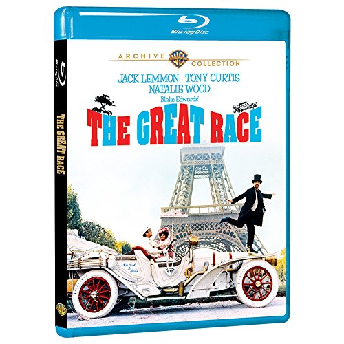 Race Collection - The Great Race [Blu-ray]